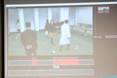 客の行動、防犯カメラでAI分析 アースアイズが開発