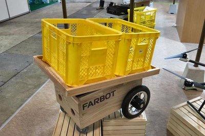 銀座農園、ハウス農家向けロボ開発 環境測定・収穫物運搬