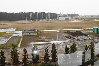 福島ロボテストフィールド、研究棟・16試験施設が完成