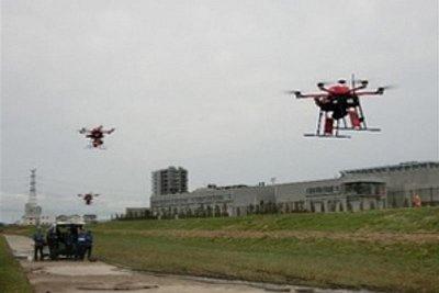 NEDO、29事業者でドローン運航管理試験 安全飛行システム開発