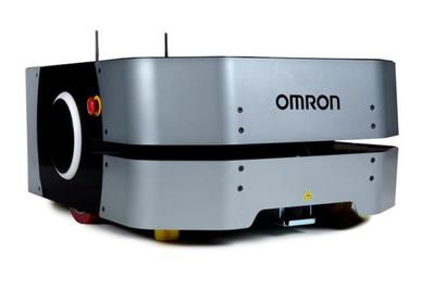 オムロン、250kg対応の搬送ロボ 車部品など向け