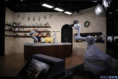 映像機器各社、ロボットカメラ導入など制作現場の人手不足・コンテンツ増に対応