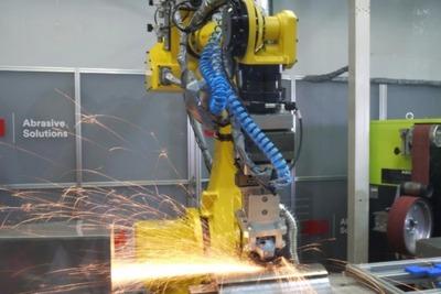 スリーエムジャパン、相模原にロボ研磨ラボ 顧客に自動化提案