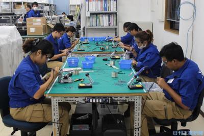 日本サポートシステム 工場のデジタルマップ提案