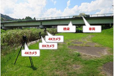 ドコモと京大、AIで橋梁劣化推定