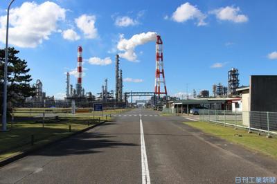 三菱ケミ、DX加速 センシング・自動化技術を国内全工場に導入