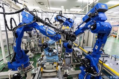 安川電機、水平多関節ロボに参入 生産セル一括提供