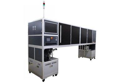 デクシス、長尺2.3m対応の外観検査装置 工程も自動化