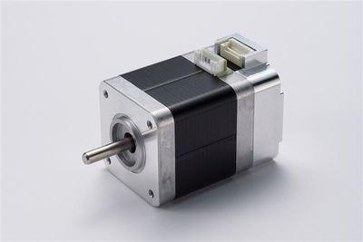 ミネベアミツミ、回転角センサー搭載のステッピングモーター開発