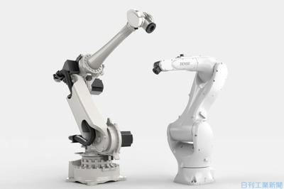 デンソーウェーブ、ロボ可搬重量大きく ソフト式制御の2機種追加