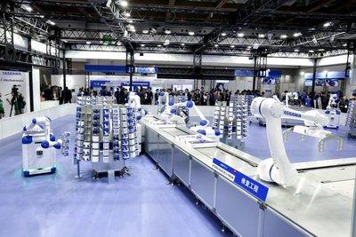 国際ロボット展、開幕 東京ビッグサイトで21日まで
