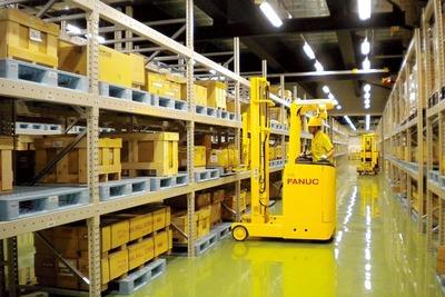 ロボ事業、中国で拡大 ファナックはエンジ増強、三菱電機は商品拡充