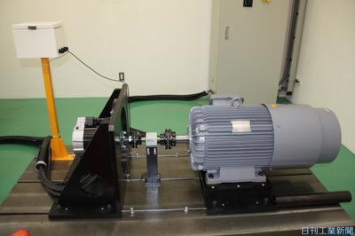 オキナヤ、モーターベンチ導入 建機・農機の電動化推進