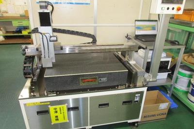 金型平たん度を自動測定 岡谷熱処理工業、非接触計測装置を開発