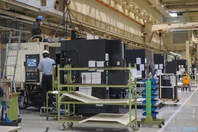 新型コロナ/工作機械メーカー、作業場分散し安全に配慮 長期化見据え供給網確認