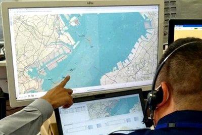 船舶ニアミス、AIで予測 富士通、海上交通管制と連携
