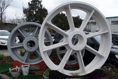不変と革新 長寿経営に向けて/渡辺鋳造所 新たな鋳造材料で市場開拓