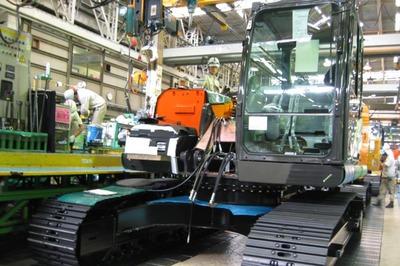 日立建機、安全・生産性向上支援システム導入拡大 工場作業者をAI分析