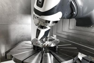 DMG森精機、工作機械にレーザースキャナー搭載