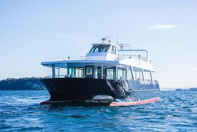 深層断面/自動運航船で海洋国家復権 官民一体、国際主導権狙う