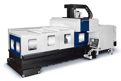 三菱重工工作機械、門型MCの新シリーズ投入 面積当たり生産性向上