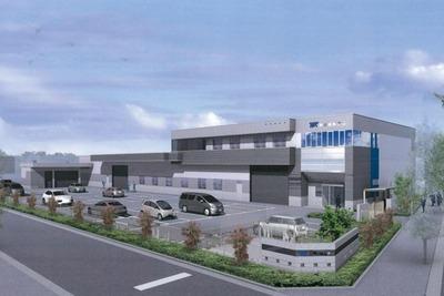 立川精密、第2工場移設 ジェットエンジン部品の生産ライン効率化