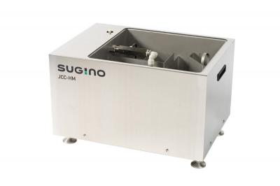 スギノマシン、切削油浄化ユニットのサイズ半減 微細泡利用