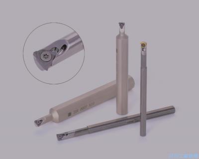 タンガロイ、ネジ切り工具の小内径用拡充