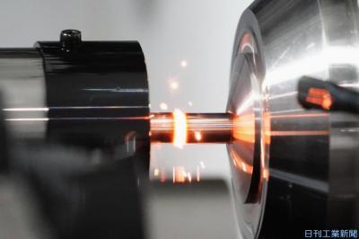 シチズンマシナリー、材料接合可能なCNC自動旋盤 ワークの残材を削減