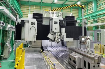 オーエム製作所、新潟・長岡工場を拡張 門型平面研削盤など導入