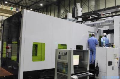 いよいよ本番!3Dプリンター活用/三菱重工工作機械 大型品試験造形、受託も検討