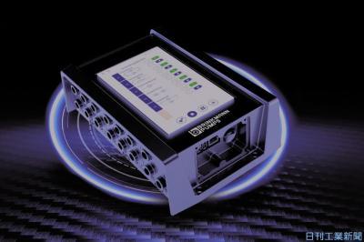 ブリンクマン、クーラントポンプ制御装置 IoT対応機能一体型