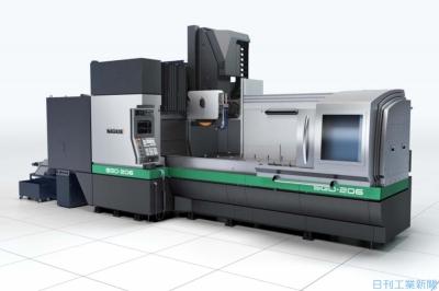 ナガセインテグレックス、門型平面研削盤を来月投入 大型金型向け4機種追加