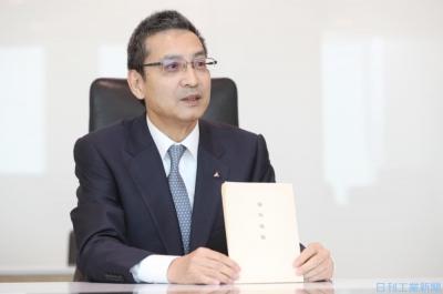三菱150年 第1部 スリーダイヤと私(5)三菱マテリアル社長・小野直樹氏