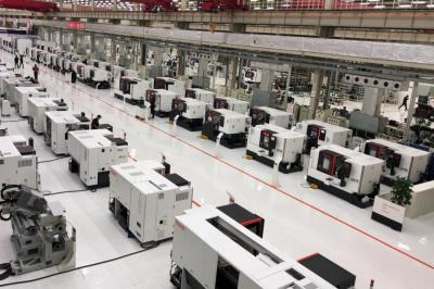 ヤマザキマザック、中国生産能力2割増 設備更新前倒し