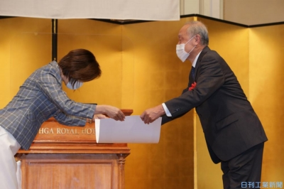 現代の名工、原氏(ヤマザキマザック)ら150人表彰