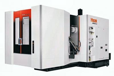 ヤマザキマザック、加工性能高め小型化 横型MC発売