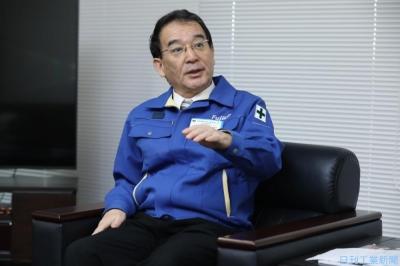 インタビュー/フジキン社長・野島新也氏 ベトナムでバルブ開発増強