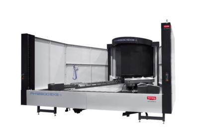ジェイテクト、能力1.5倍の大型横型MC 加工品質・効率向上