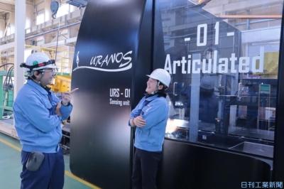 第50回機械工業デザイン賞IDEA(3)入賞 ウエノテックス
