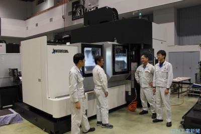 第50回機械工業デザイン賞IDEA(4)入賞 オークマ