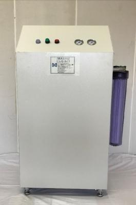 橋本テクニカル、静音の微細気泡装置 加工液冷却、恒温室にも
