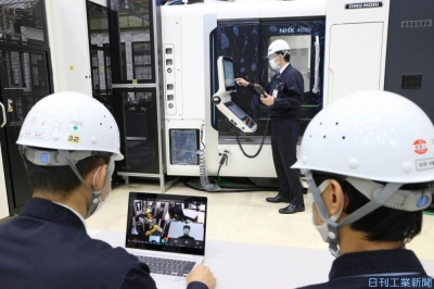 検証2020/工作機械 10年ぶり1兆円割れ 21年の受注環境は緩やかな回復の流れ