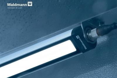 キャプテン、工作機械用LED照明投入 日本向け100ボルト仕様