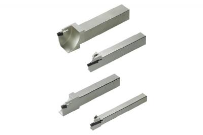 三菱マテ、溝入れ突切り旋削工具 小物・高精度加工向け最適化