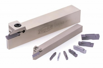 タンガロイ、多機能溝入れ工具に難削材用など追加