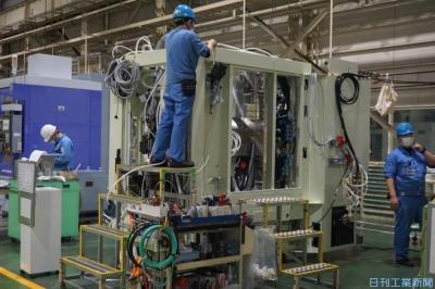 三菱重工工機、デジタルサポート確立 工作機械の顧客囲い込み