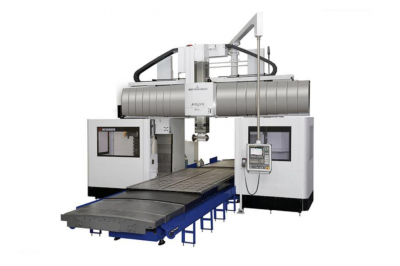三菱重工工作機械、門型5面加工機の問い合わせ自動回答