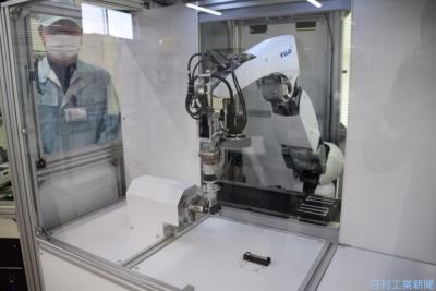 SIerが拓くロボットの未来(53)エデックリンセイシステム 画像処理技術で差別化