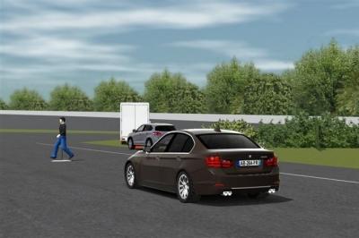 欧安全評価テスト対応、車のシミュレーションソフト マックシステムズ